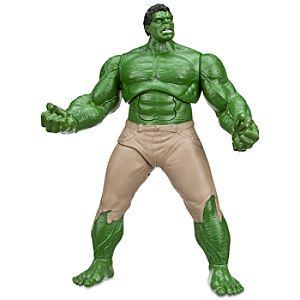 The Avengers Gamma Strike Hulk Action Figure -- 10 H