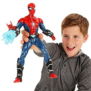 Electro-Web Spider-Man Action Figure - 12
