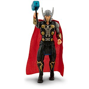 Thor The Dark World Hammer Launch Thor Action Figure - 11
