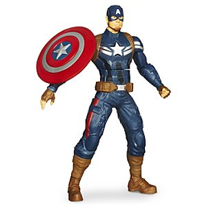 Captain America Shield Storm Action Figure - 10