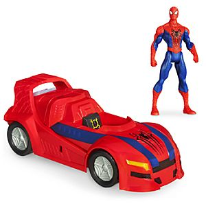 The Amazing Spider-Man Triple Strike Cruiser Vehicle
