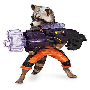 Big Blastin Rocket Raccoon Action Figure - Guardians of the Galaxy