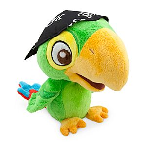 Skully Talking Plush - Jake and the Never Land Pirates