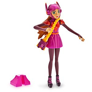 Honey Lemon Action Figure - Big Hero 6 - 4 - Pre-Order