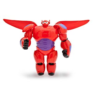 Baymax Mech Action Figure - Big Hero 6 - 4