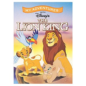 The Lion King Personalized Book - Standard Format