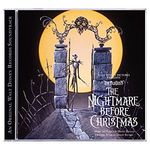 Tim Burton's The Nightmare Before Christmas Special Edition Soundtrack CD