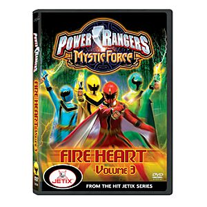 Power Rangers Mystic Force: Volume 3 DVD
