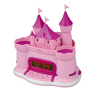Princess Alarm Clock Radio
