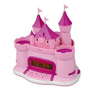 Princess Alarm Clock Radio