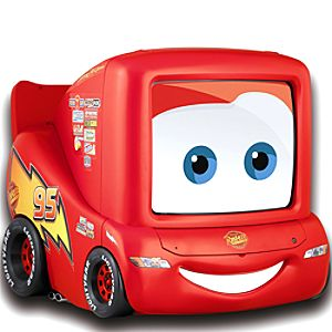Lightning McQueen TV & DVD Player