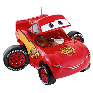 Lightning McQueen CD Boombox with Radio
