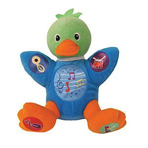 Baby Einstein Press & Play Pals: Duck