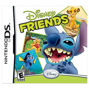 Disney Friends for Nintendo DS