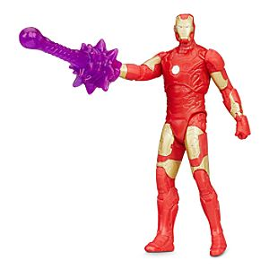 Marvels Avengers: Age of Ultron All-Star Action Figure - Iron Man - 3 3/4