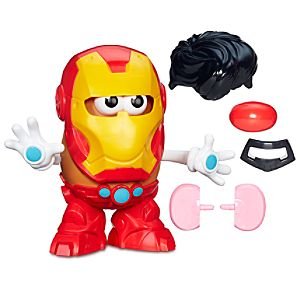 Iron Man & Tony Stark Mr. Potato Head