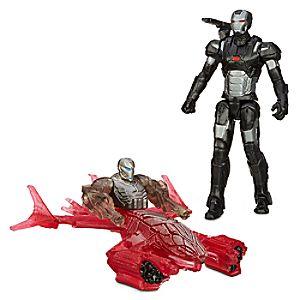 Marvels Avengers: Age of Ultron Action Figure Set - War Machine Vs. Sub Ultron 006 - 2 1/2
