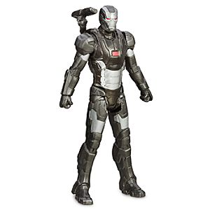 Marvels Avengers: Age of Ultron All-Star Action Figure - War Machine - 3 3/4