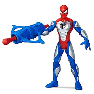 Armored Spider-Man Action Figure - Ultimate Spider-Man vs. The Sinister Six - 6