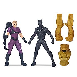 Hawkeye vs. Black Panther Action Figure Set - Captain America: Civil War