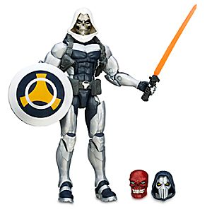 Taskmaster Action Figure - Build-A-Figure Collection - 6