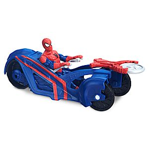 Spider-Man Action Figure with Street Racer Set - Ultimate Spider-Man vs. The Sinister Six - 6
