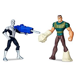 Spider-Man vs. Marvels Sandman Action Figure Set - Ultimate Spider-Man vs. The Sinister Six - 6