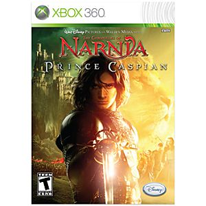 The Chronicles of Narnia: Prince Caspian Game for Xbox 360