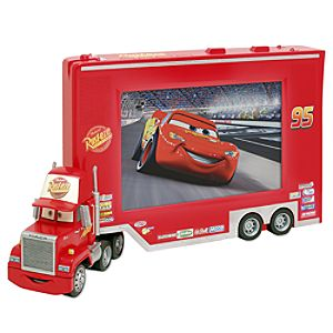 LCD Cars TV -- 15