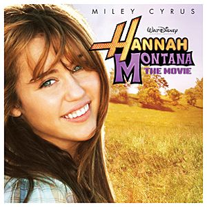 Hannah Montana: The Movie CD