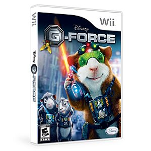 G-Force for Nintendo Wii