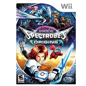 Spectrobes: Origins for Nintendo Wii