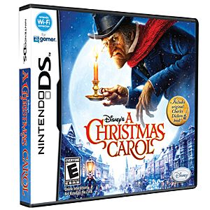 Disneys A Christmas Carol for Nintendo DS