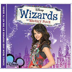 Wizards of Waverly Place CD