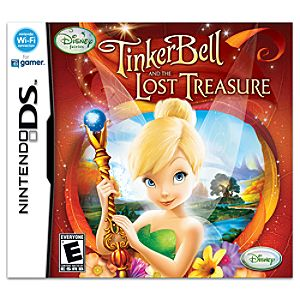 Disney Fairies: Tinker Bell and the Lost Treasure for Nintendo DS