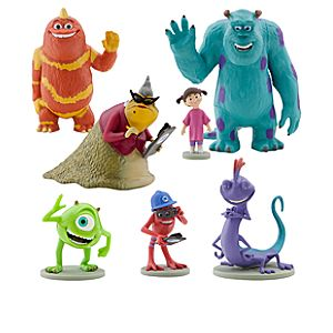 Monsters Inc. Figure Play Set