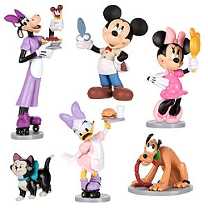 Minnie Mouse and Friends Figure Play Set