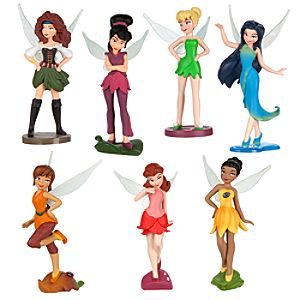Disney Fairies Figure Play Set - The Pirate Fairy