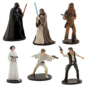 Star Wars A New Hope Figure Play Set
