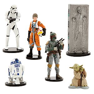 Star Wars ''The Empire Strikes Back'' Figure Play Set