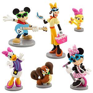 Minnie Mouse Rock Star Figure Play Set