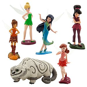 Tinker Bell and the Legend of the NeverBeast Figure Play Set