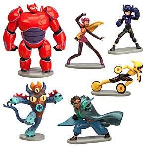 Big Hero 6 Figure Play Set