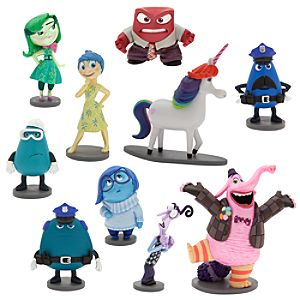 Inside Out Deluxe Figure Play Set