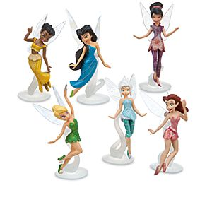 Disney Fairies Figurine Play Set