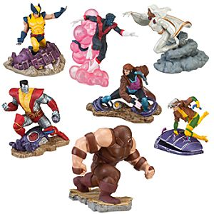 Modern X-Men Figure Play Set -- 7-Pc.