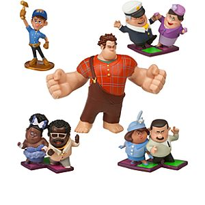 Fix-It Felix Figure Play Set - Wreck-It Ralph