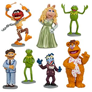 Muppets Most Wanted Figure Play Set