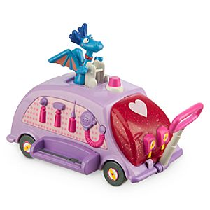 Doc McStuffins Mobile Office Pullback Toy