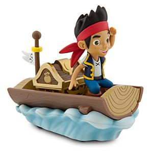 Jake and the Never Land Pirates Pull Back Toy